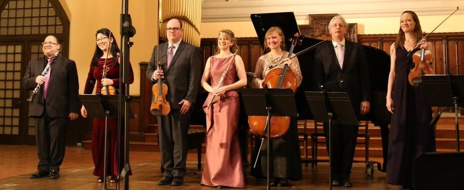 Rediscoveries: Festival of American Chamber Music I