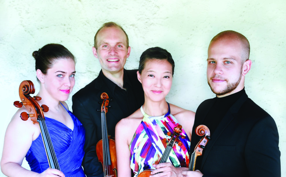 Jasper Quartet & Amy Yang, piano